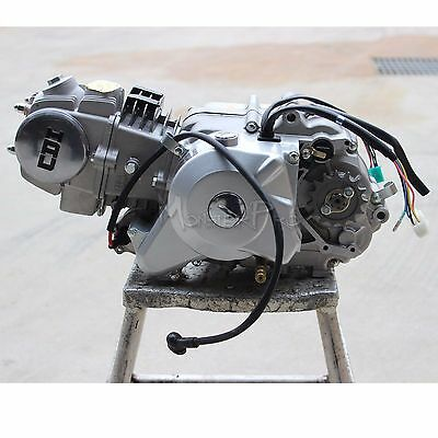 Electric Start 125CC ENGINE FOR HONDA CT90 CT70 CT110 BIKE UPGRADE WITH BRACKET