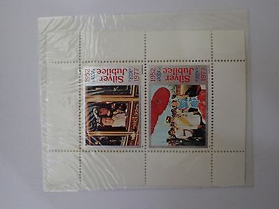 Queen Elizabeth Ii 1977 Silver Jubilee Stamps Vgood Condition  Cheap Reg  Post