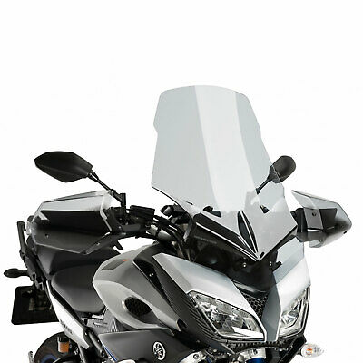 Yamaha MT-09 Tracer 2015-2016 Puig Touring Screen Clear MT09