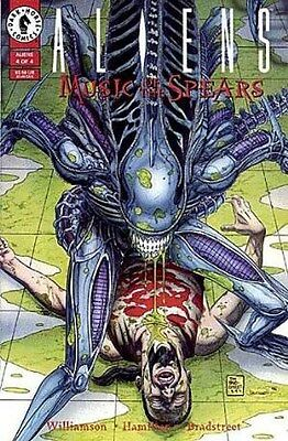"Comic Dark Horse ""Aliens: Music of the Spears'' #4 1994 NM"