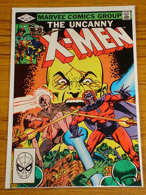 X-Men Uncanny #161 Marvel Comics Magneto Origin Scarce September 1982
