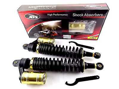CAN-AM MX-6 250 400mm JBS REAR AIR/NITROGEN CELL SHOCK ABSORBERS G