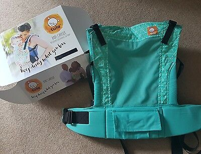 Tula Mesh Baby carrier used once