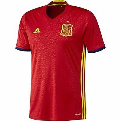 Spain Home Euro 2016 Football Shirt! With Tags, S/m/l/xl