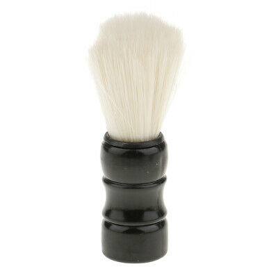 Men's Professional Shaving Brush Nylon Hair Salon Beard Mustache Brush New