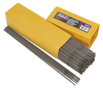 Welding Electrodes Hardfacing Dia.2.5 X 300Mm 5Kg Pack From Sealey Wehf5025 Syc