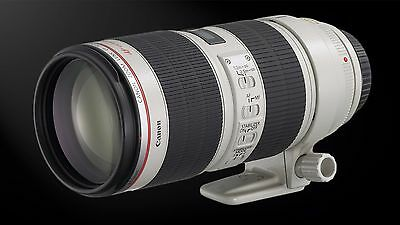 CANON 70-200mm F2.8 L IS USM II LENS