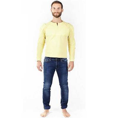 Bowtex Unisex Yellow Motorcycle Motorbike Kevlar T-Shirt Base Layer | All Sizes