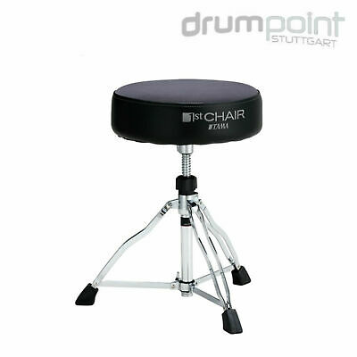 Tama HT-430BC First Chair Drumhocker Round Rider Stoff Flat **TOPDEAL**