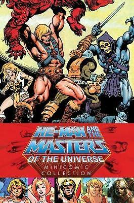 He-Man and the Masters of the Universe Minicomic Collection, Various