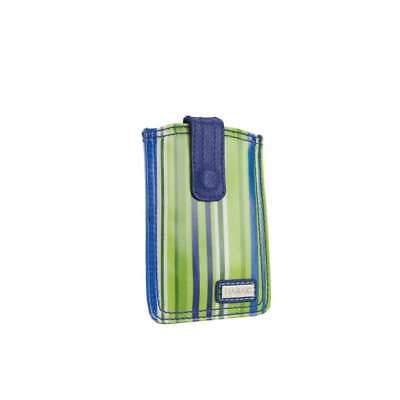 Hadaki Coated iPhone Pod Jazz Stripes Cobalt - 856STRCOBAL