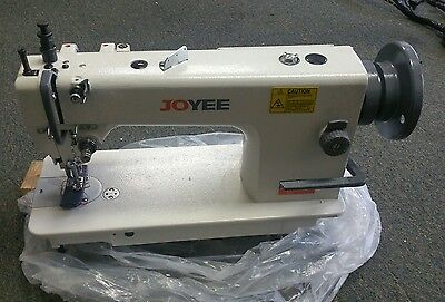 Joyee Industrial sewing machine walking foot heavy duty Auto lubrication W/table