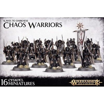 Games Workshop Warhammer Age of Sigmar CHAOS WARRIORS