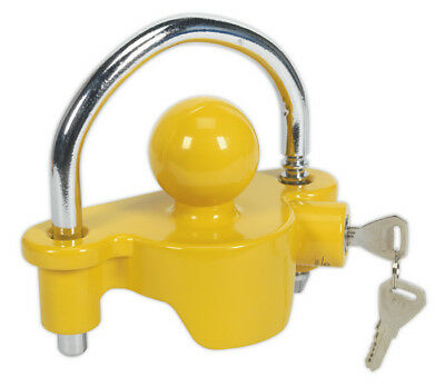 Tow Ball Trailer Hitch Lock 50Mm From Sealey Tb45 Syp