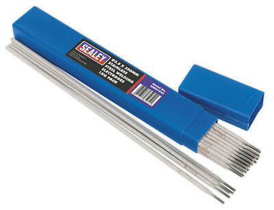 Welding Electrodes Stainless Steel Dia.2.5 X 350Mm 1Kg Pack From Sealey Wess1025