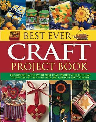 Best Ever Craft Project Book, Lucy Painter