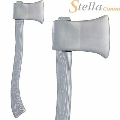Tin Man Axe Wizard of Oz Fancy Dress Book Movie Tin man Costume Accessory