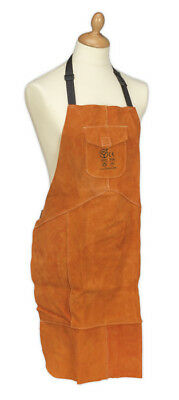 Leather Welding Apron Heavy-Duty From Sealey Ssp146 Syp