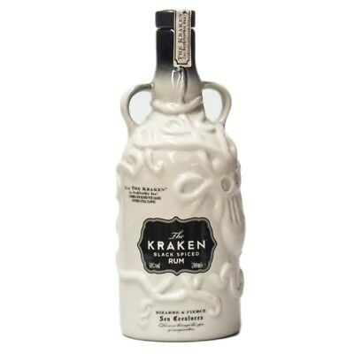 The Kraken Black Spiced Limited Edition (Weiss) 700ml 40% Vol.