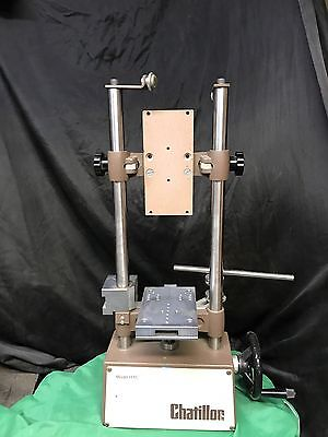 Lighty Used-Chatillon HTC Test Stand very good condition