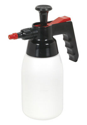 Premium Pressure Solvent Sprayer With Viton Seals 1Ltr From Sealey Scsg04 Syp