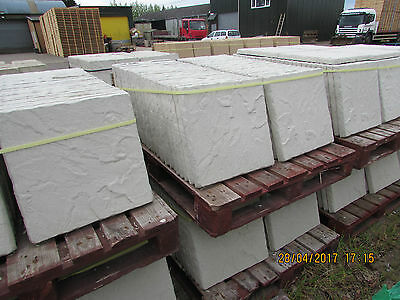 CONCRETE GARDEN PATIO & PAVING SLABS  38mm thick