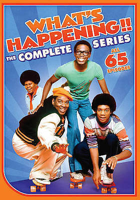 What's Happening! - The Complete Series (DVD, 2015, 6-Disc Set)