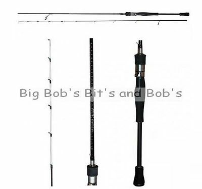 """NEW Drop Shot 6ft 6"""" Rod Spin Pike Dropshot Preadtor Spinning Carbon Composite"""
