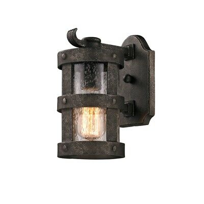 Troy Lighting Barbosa 1 Light Wall in Barbosa Bronze - B3311