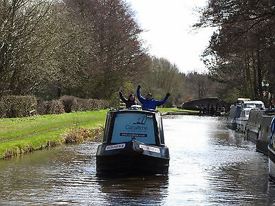 Canal Boat Holiday Blackwater Meadow Shropshire Aug 2017 peak time BARGAIN price