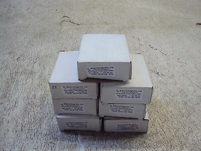 Electromagnetic Current Transformer, 2Rl-301, Ratio 300:5A, Lot Of 7, New