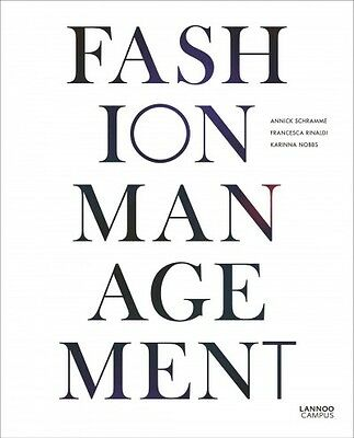 Fashion Management, Annick Schramme