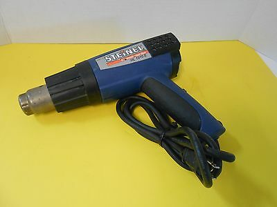Steinel HL1910E Variable Temp Electronic Heat Gun USED SEE PICTURES
