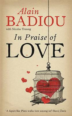In Praise of Love, Alain Badiou