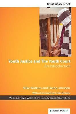 Youth Justice and The Youth Court, Mike Watkins