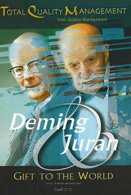 Deming and Juran, Prof. Mohamed Zairi