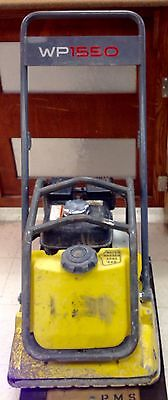 WACKER wp1550 PLATE COMPACTOR VIBRATORY TAMPER wp-1550 (LOCAL PICK UP ONLY!!!!!)