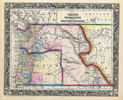 OREGON 154 maps state PANORAMIC genealogy old HISTORY DVD