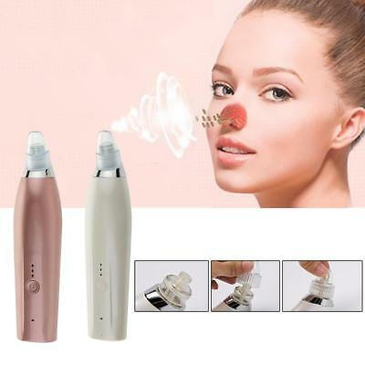 Electric Pore Blackhead Remover Cleaner Vacuum Suction Extractor Cleanser