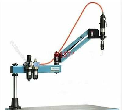 Flexible Arm Universal Pneumatic Tapping M3-M12 Tapping Machine V