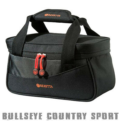 Beretta Uniform Pro 100 Cartridge Bag Black Pouch BSL40 Shotgun Ammunition