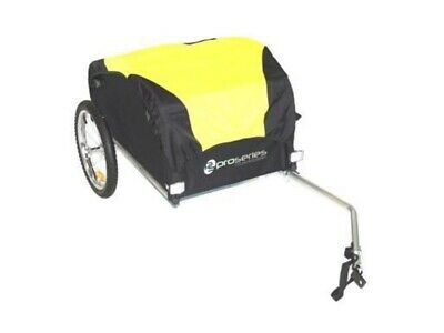 Pro Series Bicycle Cargo Trailer Tag A Long Yellow/black