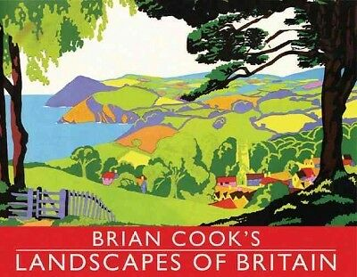 Brian Cook's Landscapes of Britain, Brian Cook