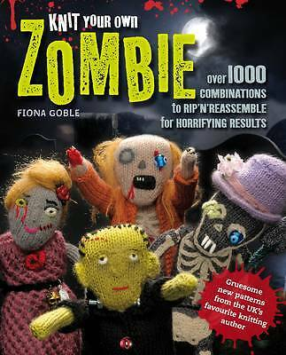 Knit Your Own Zombie, Fiona Goble