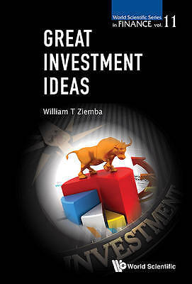 Great Investment Ideas, William T. Ziemba