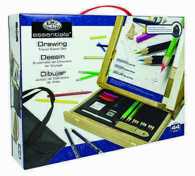 Artist Drawing Easel Art Set With Easy To Store Bag Royal And Langnickel Rea4905