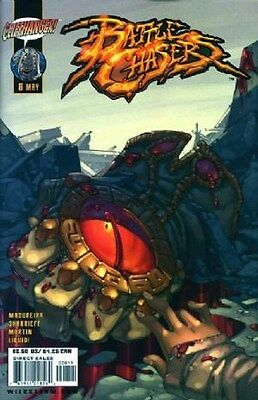 "Comic DC ""Battle Chasers #8"" 2001 NM"
