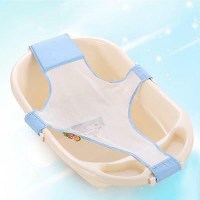 Baby Bath Safety Net Adjustable Protection Tub Seat Support Newborn Toddler