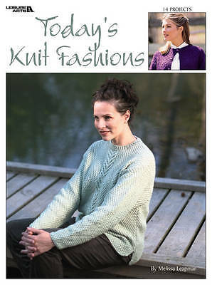 Today's Knit Fashions, Melissa Leapman