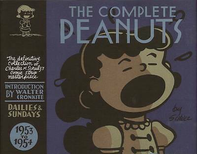 The Complete Peanuts 1953 - 1954: Volume 2, Charles M. Schulz